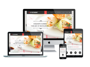 Lokya Responsive Website