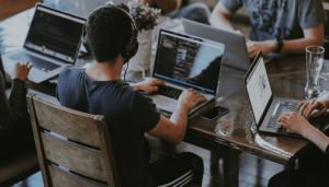 lOKYATECH software-programmer-working