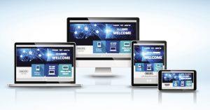 Lokya Web design concept.
